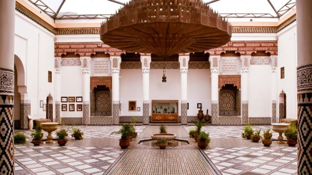 Virginia Duran- Marrakech Top Architecture-Dar Si-Saïd Museum