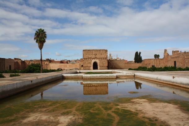 Virginia Duran- Marrakech Top Architecture-El Badi Palace