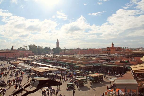 Virginia Duran- Marrakech Top Architecture-Jmaa el-Fnaa