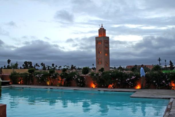 Virginia Duran- Marrakech Top Architecture-Koutubia Mosque