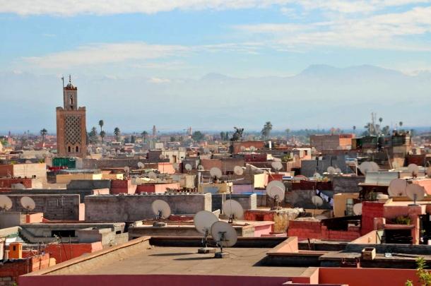 Virginia Duran- Marrakech Top Architecture-Maison de la Photographie
