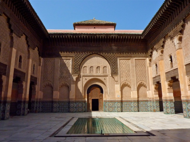 Virginia Duran- Marrakech Top Architecture-Medersa Ben Youssef