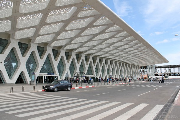 Virginia Duran- Marrakech Top Architecture-Menara Airport