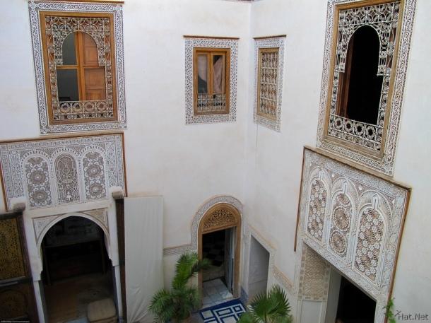 Virginia Duran- Marrakech Top Architecture-Musee Tiskiwin