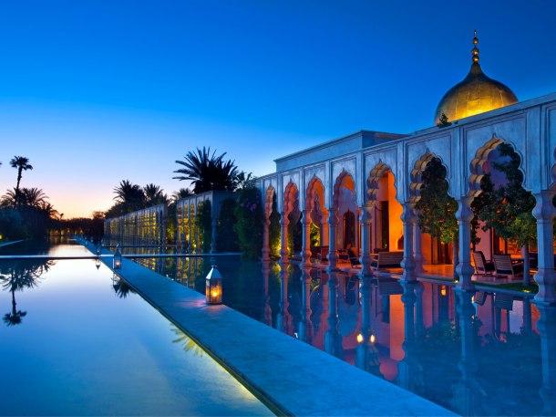 Virginia Duran- Marrakech Top Architecture-Palais Namaskar