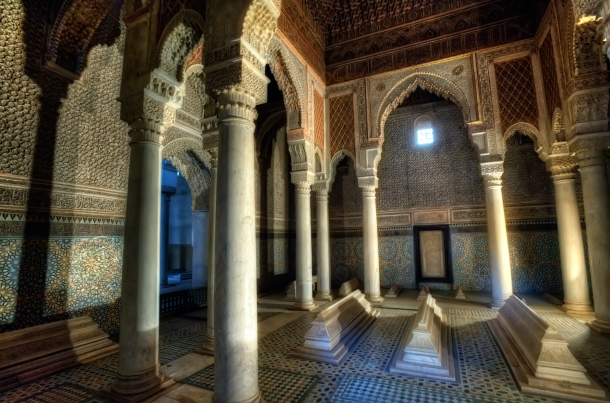 Virginia Duran- Marrakech Top Architecture-Saadian Tombs