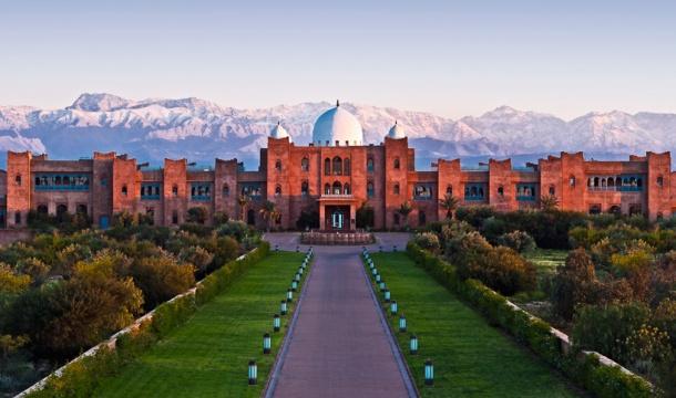 Virginia Duran- Marrakech Top Architecture-Sahara Palace Marrakech