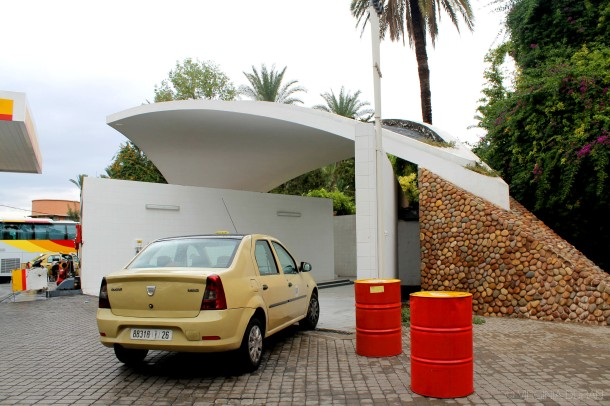 Virginia Duran- Marrakech Top Architecture-Service Station Zevaco