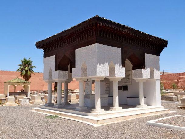 Virginia Duran- Marrakech Top Architecture-The Jewish Quarter