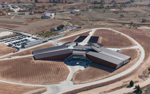 Virginia Duran Blog- Architecturally Amazing Wineries- Bodegas Portia by Foster + Partners