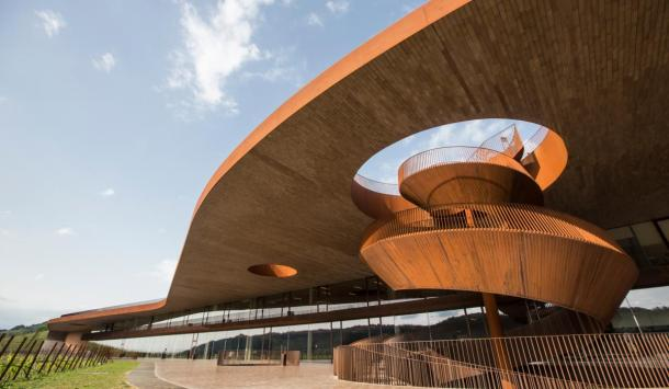 Virginia Duran Blog- Architecturally Amazing Wineries- cantina-antinori-bargino