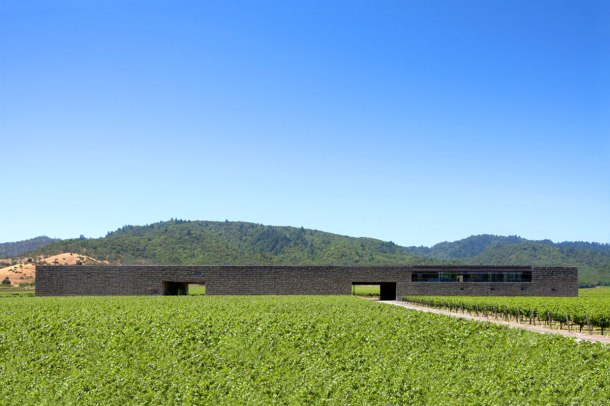Virginia Duran Blog- Architecturally Amazing Wineries- Dominus Winery by Herzog & de Meuron