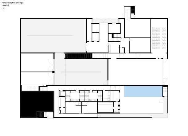 Virginia Duran Blog- Architecturally Amazing Wineries- L'and Vineyards by Promontorio-Floor plan
