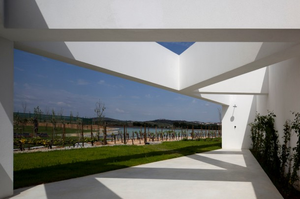 Virginia Duran Blog- Architecturally Amazing Wineries- L'and Vineyards by Promontorio-interior