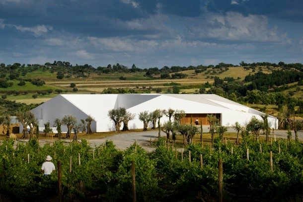 Virginia Duran Blog- Architecturally Amazing Wineries- L'and Vineyards by Promontorio