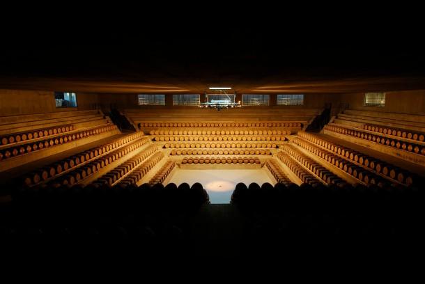 Virginia Duran Blog- Architecturally Amazing Wineries- Rocca di Frassinello by Renzo Piano- Interior