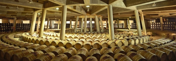 Virginia Duran Blog- Architecturally Amazing Wineries- Virginia Duran Blog- Architecturally Amazing Wineries- Vina Real by Philippe Mazieres-interior