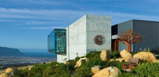 Virginia Duran Blog- Architecturally Amazing Wineries- Waterkloof Winery by Mitch