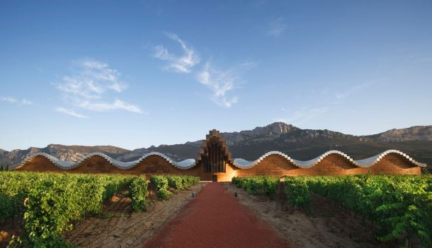 Virginia Duran Blog- Architecturally Amazing Wineries- Ysios by Calatrava