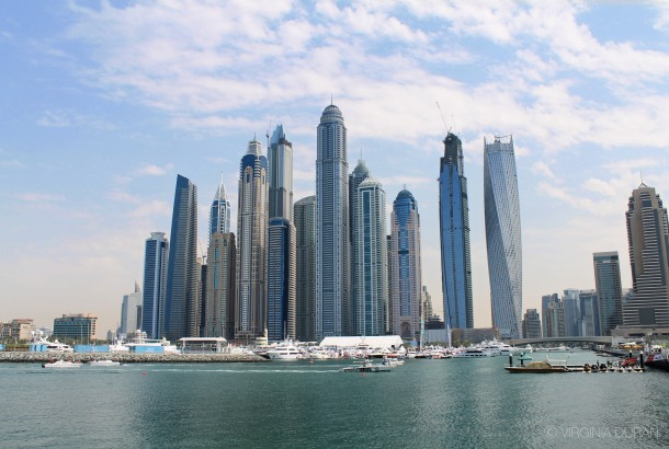 Virginia Duran Blog- 10 Sites To Take The Best Skyline Pictures in Dubai- Dubai Marina