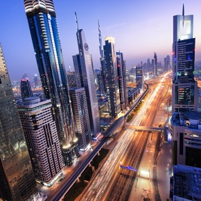 10 Sites To Take The Best Skyline Pictures in Dubai
