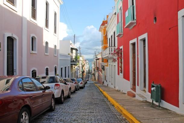 Virginia Duran Blog- San Juan Puerto Rico Architecture- Calle San Justo