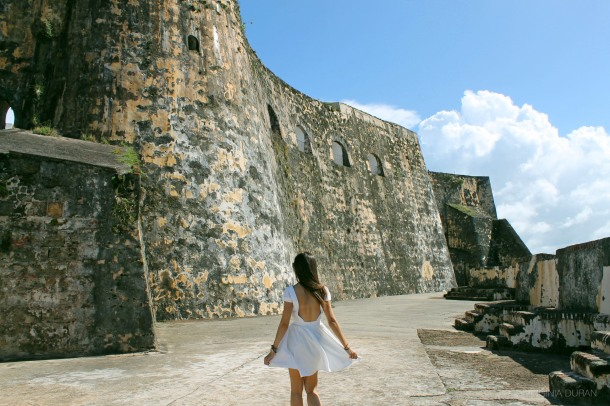 Virginia Duran Blog- San Juan Puerto Rico Architecture- Castillo San Felipe del Morro
