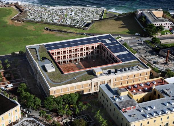 Virginia Duran Blog- San Juan Puerto Rico Architecture-Cuartel de Ballaja