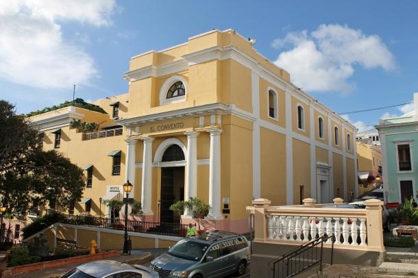 Virginia Duran Blog- San Juan Puerto Rico Architecture- El Convento