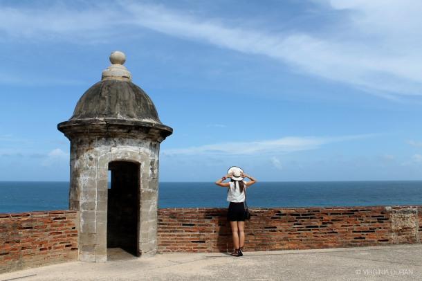 Virginia Duran Blog- San Juan Puerto Rico Architecture-Fortin de San Geronimo