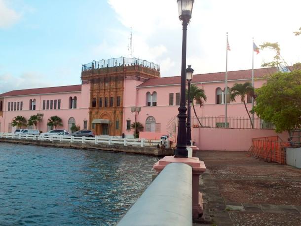 Virginia Duran Blog- San Juan Puerto Rico Architecture-La Aduana de San Juan