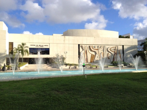 Virginia Duran Blog- San Juan Puerto Rico Architecture-Luis A. Ferre Performing Arts Center
