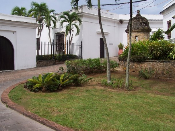 Virginia Duran Blog- San Juan Puerto Rico Architecture-Museo de Casa Blanca