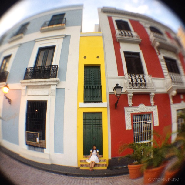 Virginia Duran Blog- San Juan Puerto Rico Architecture-Narrowest Home in Puerto Rico copia