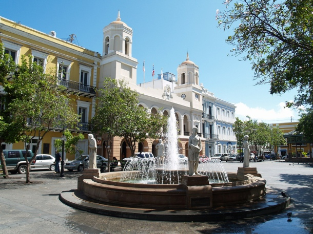 Virginia Duran Blog- San Juan Puerto Rico Architecture-Plaza de Armas