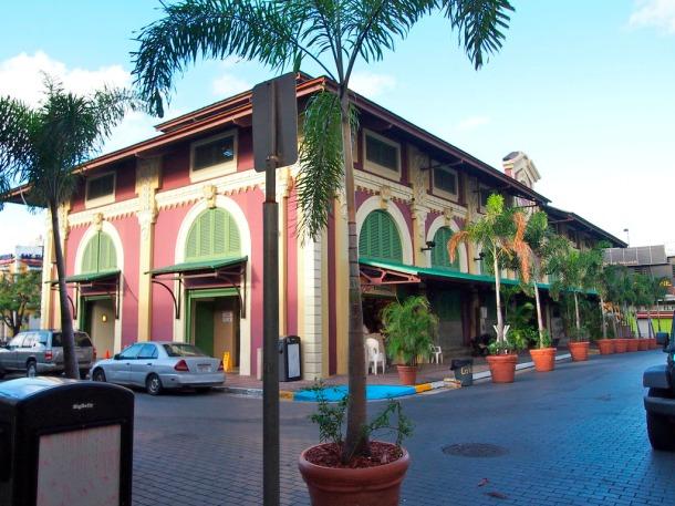 Virginia Duran Blog- San Juan Puerto Rico Architecture-Plaza del Mercado de Santurce