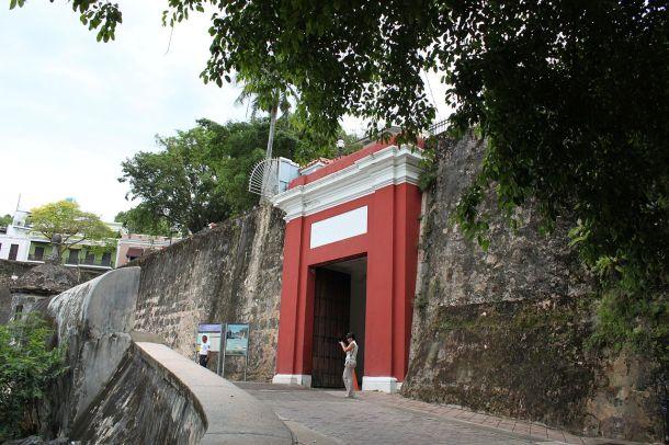 Virginia Duran Blog- San Juan Puerto Rico Architecture-Puerta de San Juan