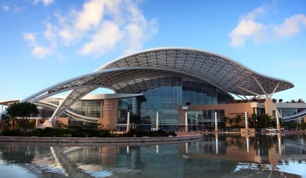 Virginia Duran Blog- San Juan Puerto Rico Architecture-Puerto Rico Convention Center
