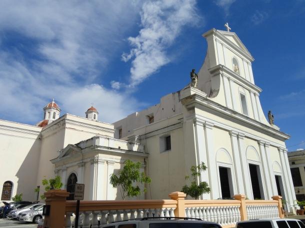 Virginia Duran Blog- San Juan Puerto Rico Architecture-San Juan Bautista Cathedral