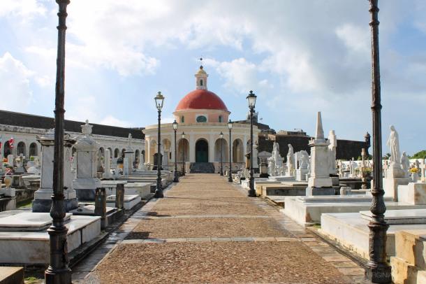 Virginia Duran Blog- San Juan Puerto Rico Architecture- Santa María Magdalena de Pazzis Cemetery