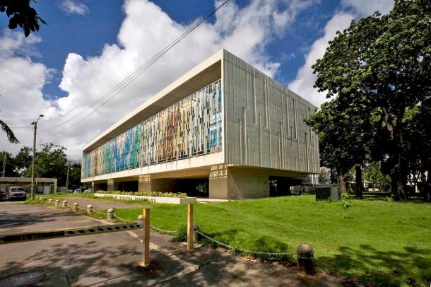 Virginia Duran Blog- San Juan Puerto Rico Architecture-University of Puerto Rico General Studies Building