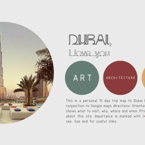 The Free Architecture Guide of Dubai(PDF)