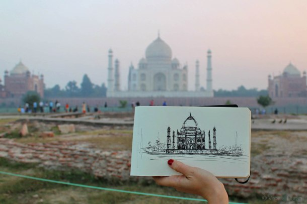 beautiful-india-virginia-duran-9-taj-mahal-drwing