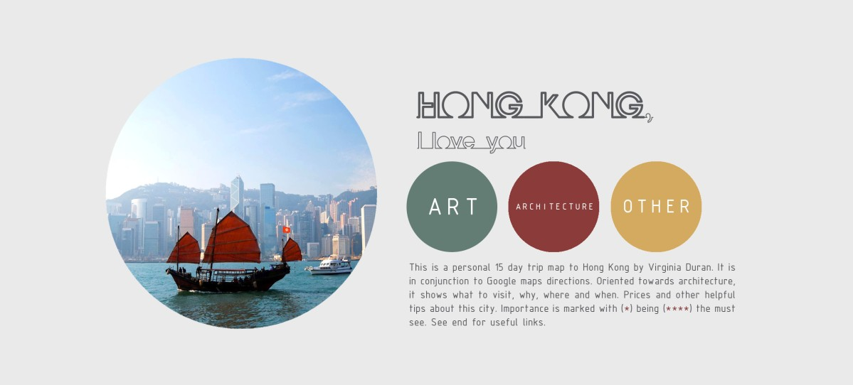 The Free Architecture Guide of Hong Kong (PDF)