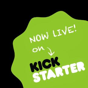 My Biggest Work is Now onKickstarter