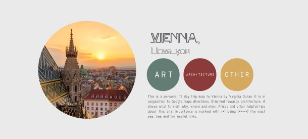 Virginia Duran Blog- Vienna Architecture Guide 2017