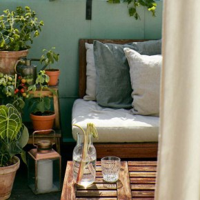 14 Small Balcony Ideas That Will Make You Fall in Love
