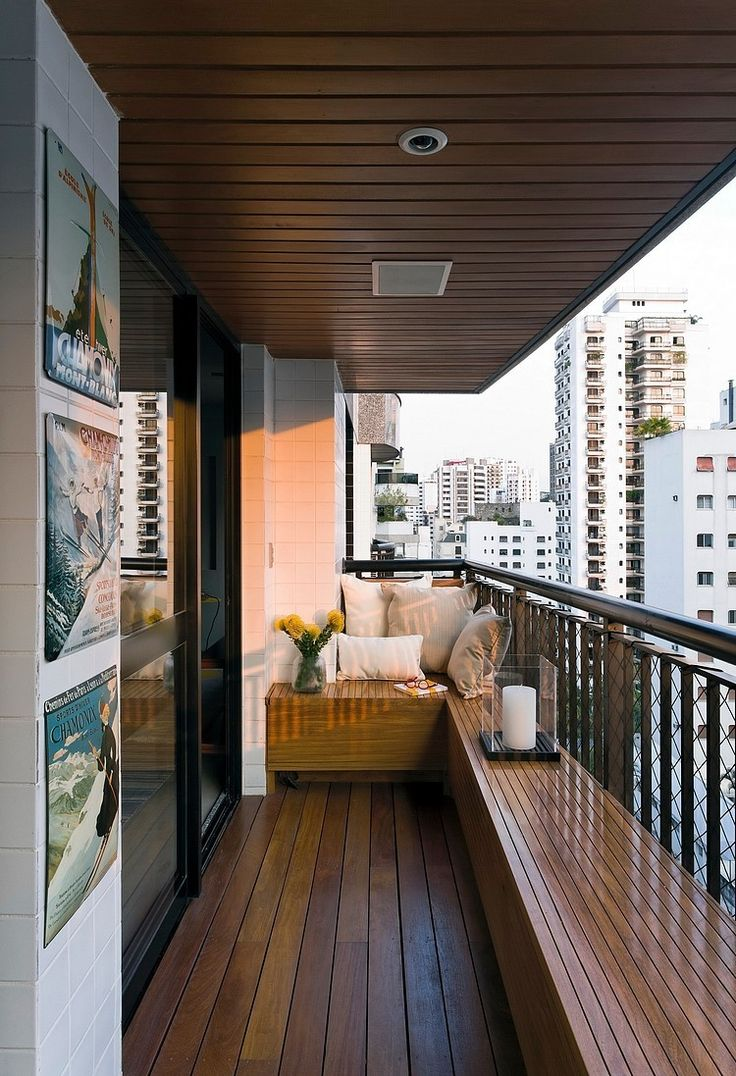 14 Small Balcony Ideas That Will Make You Fall In Love Virginia Duran
