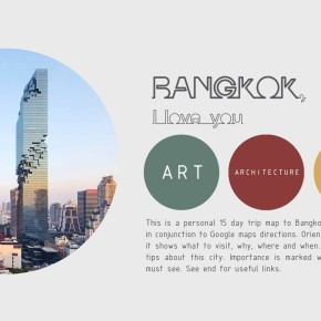 The Free Architecture Guide of Bangkok (PDF)