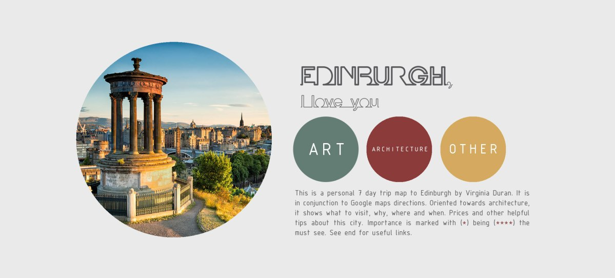 The Free Architecture Guide of Edinburgh (PDF)